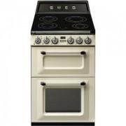 SMEG Cocina Inducción Smeg Tr62ip Crema 60cm