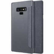 Husa Flip Book Nillkin Sparkle Leather pentru Samsung Galaxy Note 9 N960 black