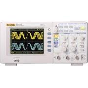 Osciloscop digital Rigol DS1102E, 2 canale, 100 MHz