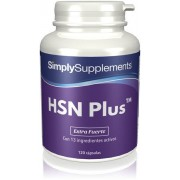 Simply Supplements HSN Plus - 120 Comprimidos
