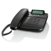 Стационарен телефон Gigaset DA610 - черен