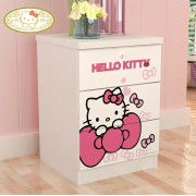 Comoda copii Hello Kitty