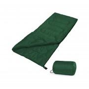 Saco De Dormir Ligero Sleeping Bag Verde +12° C