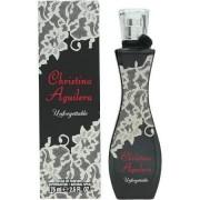 Christina aguilera unforgettable eau de parfum 75ml spray