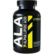 Self Omninutrition Ala Alpha Lipoic Acid (120cps)