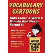 Vocabulary Cartoons: Word Power Made Easy, Paperback/Sam Burchers