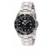 Invicta Watches Invicta Men's 8926 Pro Diver Collection Automatic Watch BlackSilver