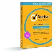 Symantec Norton Security 2020 Deluxe - 3 Appareils - 1 An