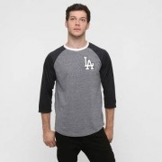 Camiseta New Era MLB Ml Nac Chinese 4 Los Angeles Dodgers - Masculino