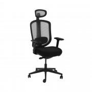 Cadeira de escritório - em tela - 150 kg