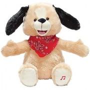 Singing Clapping Flapping Bingo Is My Name-O Animated Dog Plush w/ Bandana