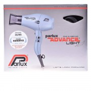 Parlux Hair Dryer 2200 Advance Light Black