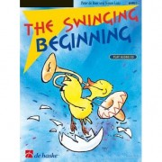 De Haske - The Swinging Beginning voor alt- en baritonsax
