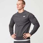 Myprotein Classic Crew Neck Sweatshirt - XXL - Charcoal Marl