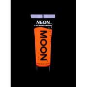 Vegaoo Neonorange UV-paljettgel för ansikte and kropp från Moonglow® One-size