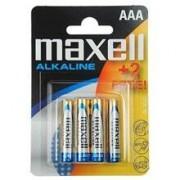 Italy's Cartridge BATTERIE MAXELL AAA ALCALINE 6 MINISTILO AAA MAXELL BATTERIA 790240.04.EU
