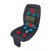 Husa scaun auto cu masaj ventilatie si incalzire, 12V, reglaj telecomanda Kft Auto