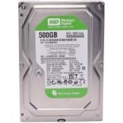 Wd 500 Gb Hard Disk Internal For Desktop Pc green 500 GB Desktop Internal Hard Disk Drive (wd5000avds)