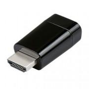 Lindy Adattatore Dongle HDMI Maschio a VGA Femmina - Supporta risoluzione fino a 1080P / 1920x1080 - Design compatto