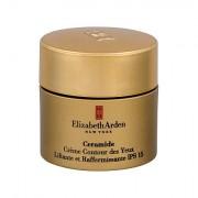 Elizabeth Arden Ceramide Plump Perfect Ultra Lift and Firm Eye Cream crema per il contorno occhi SPF15 15 ml donna
