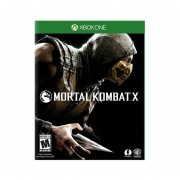 Xbox One Juego Mortal Kombat X Compatible Con Xbox One