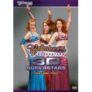 Bellydance Superstars: 3D Superstars, Vol. 2 [DVD] [2010]