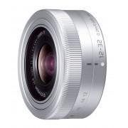 Panasonic Lumix G 12-32mm F/3.5-5.6 Asph. O.I.S. - Argento - 2 Anni Di Garanzia