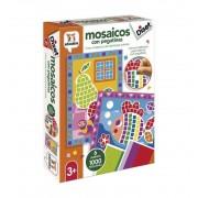 Mosaicos con Pegatinas - Diset