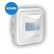 Versatile flush-mounted motion detector LBU, 160°