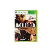 Game Battlefield Hardline BR - XBOX 360