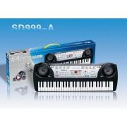 Orga pentru copii electronica cu 54 de clape SD999-A