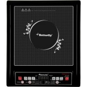 Butterfly Platinum 2.0 Induction Cooktop(Black, Push Button)