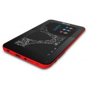 Vorago Tablet PAD-7 7'', 8GB, 800 x 480 Pixeles, Android 4.4, WLAN, Rojo