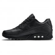 Shoes Nike Air Max 90 Leather Black/Black