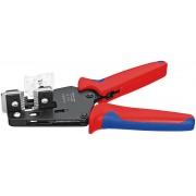 Клещи прецизни за сваляне на изолация полирани 195 mm, 12 12 14, KNIPEX
