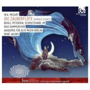 Video Delta Mozart / Im / Petersen / Jacobs - Die Zauberflote (Famous Scenes) - CD
