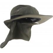 Boonie Sol Solapa Sombrero De Pescador Caza Pesca Exterior Gorra Verde Ejército