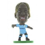 Figurina Soccerstarz Man City Bacary Sagna Home Kit