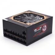 Захранващ блок Zalman ZM1000-EBT 1000W 80 Plus Gold, ATX 12V 2.3, SSI EPS 12V 2.92, 140мм вентилатор, ZM1000-EBT_VZ