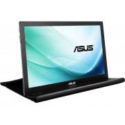 Asus MB169B+ LED-monitor 39.6 cm (15.6 inch) Energielabel n.v.t. 1920 x 1080 pix Full HD 14 ms USB 3.0 IPS LED
