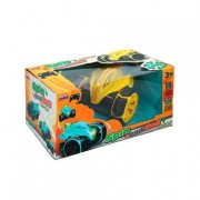 Color Baby Kidzcorner - Coche Spin and Roll Radio Control
