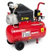 Compresor cu piston coaxial Fini Amico 25/2400, 8bar 24L