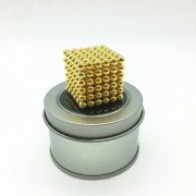 39.95 Neocube (216 balls,5mm) Golden