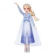Пееща кукла Елза Замръзналото Кралство 2, Disney, 0340462