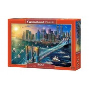 Puzzle Podul Brooklyn din New York, 500 piese