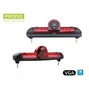 Parkovací WiFi IR LED kamera pro dodávky Boxer, Jumper, Ducato
