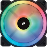 Вентилатор за кутия Corsair LL120 RGB 120mm Dual Light Loop RGB LED