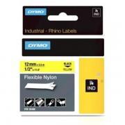 Dymo S0718080 / 18756 Druckerzubehör schwarz original - passend für Dymo Rhino 5200