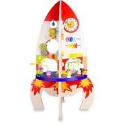 Oktatási játékasztal rakéta