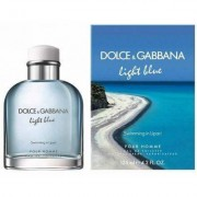 Dolce & Gabbana Light Blue Swimming In Lipari Eau De Toilette 75 Ml Spray (0737052883571)